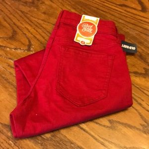 NWT Red Rock Star jeans Super Skinny Old Navy Sz 2